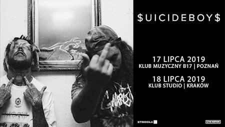 suicide boys koncert w polsce