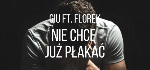 Giu ft. florek - Nie chce już płakać tekst lyrics trapoffice
