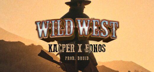 Kacper x Fonos - Wild West tekst lyrics trapoffice