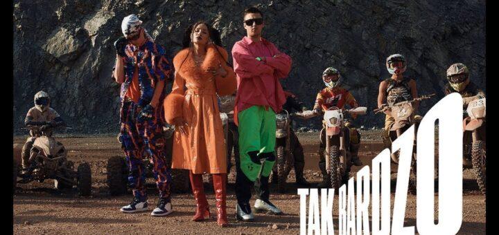 OKI feat. DZIARMA, Gverilla - TAK BARDZO