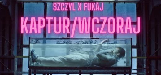 Szczyl x Fukaj - Kaptur Wczoraj tekst lyrics trapoffice