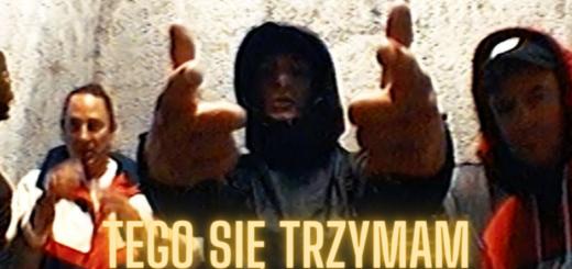 Włodi_1988 ft. Jetlagz, DJ Falcon1 - Tego się trzymam tekst lyrics trapoffice