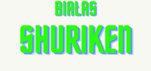 białas shuriken tekst lyrics trapoffice