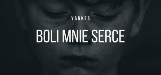 yankes - boli mnie serce tekst lyrics trapoffice